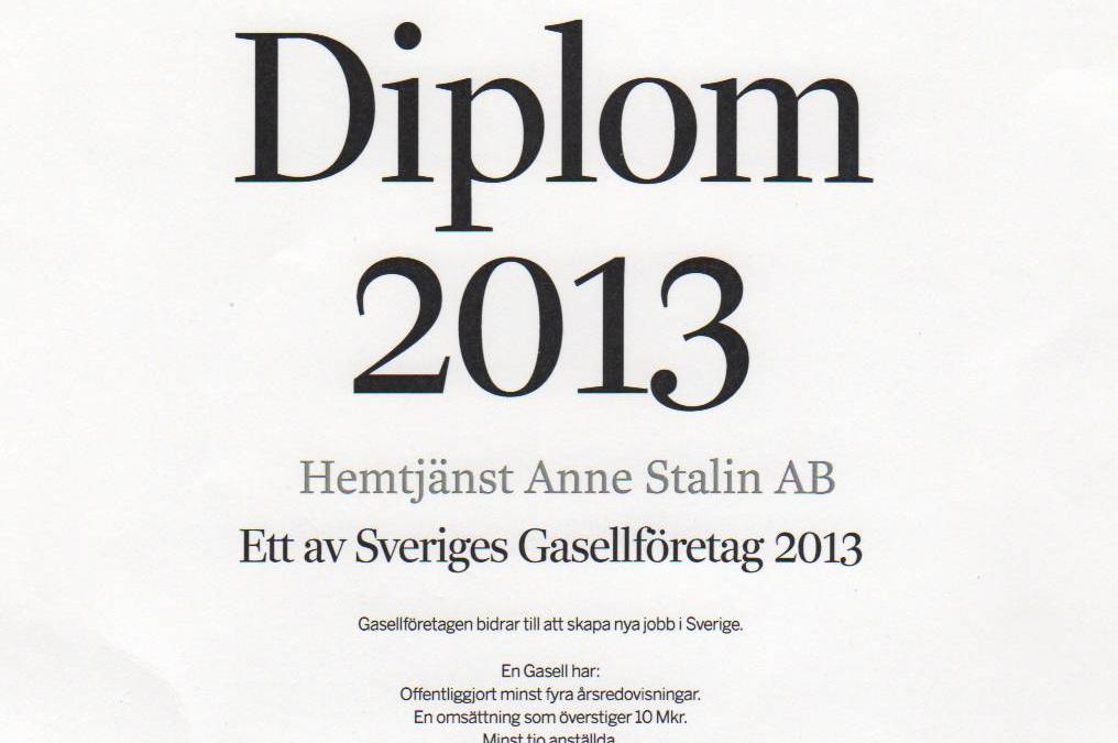 Diplom 2013