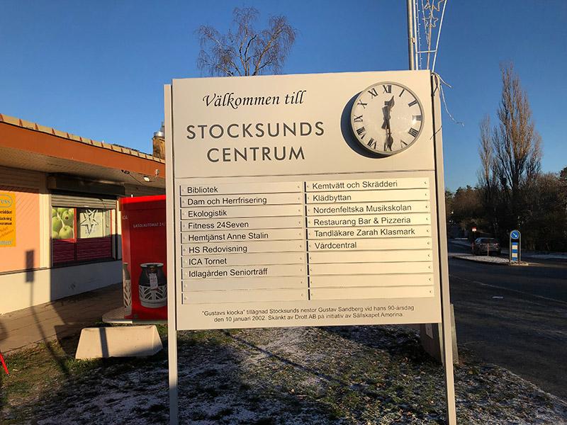 Företaget flyttar till ny lokal på Vasavägen 34, Stocksund.